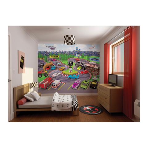 Adesivo adesivi camera bambini murale walltastic stick - Adesivi camera bambini ...